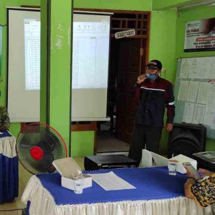 Musyawarah Desa Khusus Ketersediaan/Tidak Ketersediaan Dana BLT - Dana Desa Tahun 2020